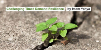 Challenging Times Demand Resilience