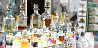 Fragrances Muslim American