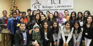 Islamic Center of the Triad's Local Refugee Aid Efforts