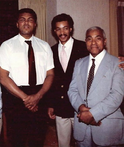 Sheik Kenneth,Nard and Muhammad Ali