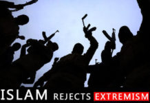 islam rejects extremism