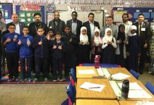 Visit of North African Scholars to Charlotte Islamic Academy