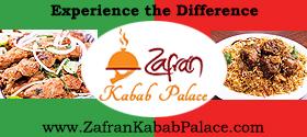 Zafran Kabab Palace
